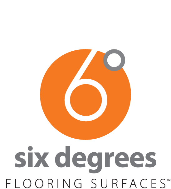 Six Degrees Flooring Surfaces Logo